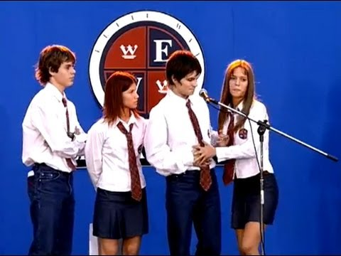 Rebelde Way - Episode 139