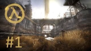 Half Life 2 (Fake Factory Cinematic Mod) Part 1