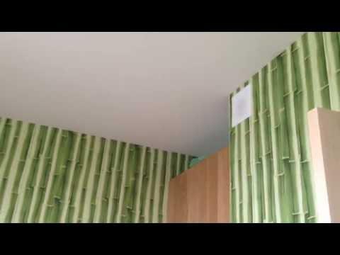 Простой декор потолка