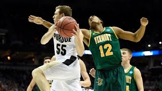 Vermont vs. Purdue: Game Highlights