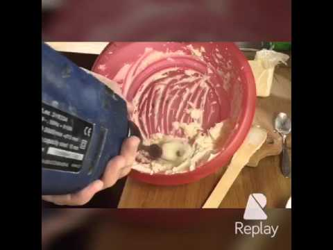 Как сделать торт если нет миксера