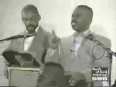 Gino Jennings 4/5 #590 False prophets;Freemasonry;Women prea