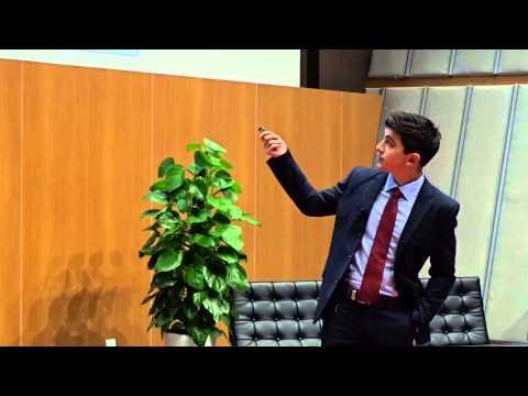NYU Shanghai Student Talk: Universal Basic Income