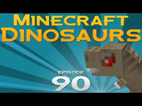 Watch Minecraft Dinosaurs! - Episode 90 - Don't do it Larry!