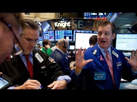 Markets Fluctuate on Ukraine; U.S. and Russia Talks Gridlocked