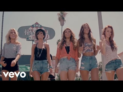 The Saturdays - What About Us (official Video) video