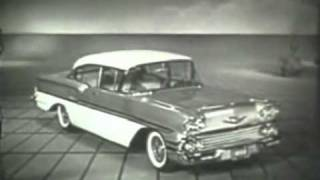 1958 Chevrolet Commercial