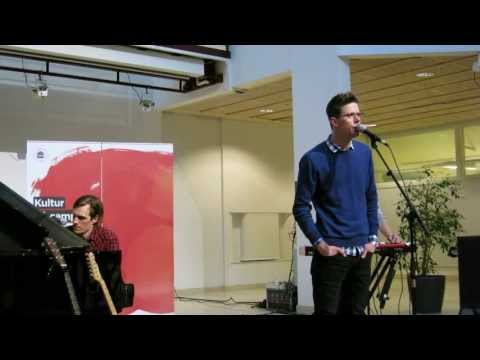A Lanky Swede - Do You Realize (Live at The University of Ume&Atilde;&yen;)