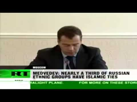 Islam is the fastest growing religion in Russia !