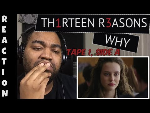 13 Reasons Why 1x01