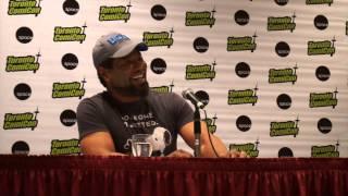 Christopher Judge - TO ComicCon 2015