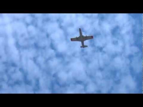 Л-29 пилотаж