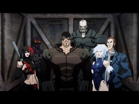 Batman: Assault on Arkham - Trailer (Official)