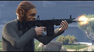 Custom weapons in GTAV! - The AA12 from Killing floor