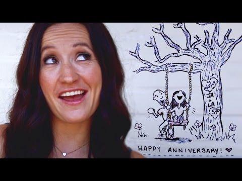 Josie + Lloyd Anniversary. The Way I Am - Ingrid Michaelson Cover