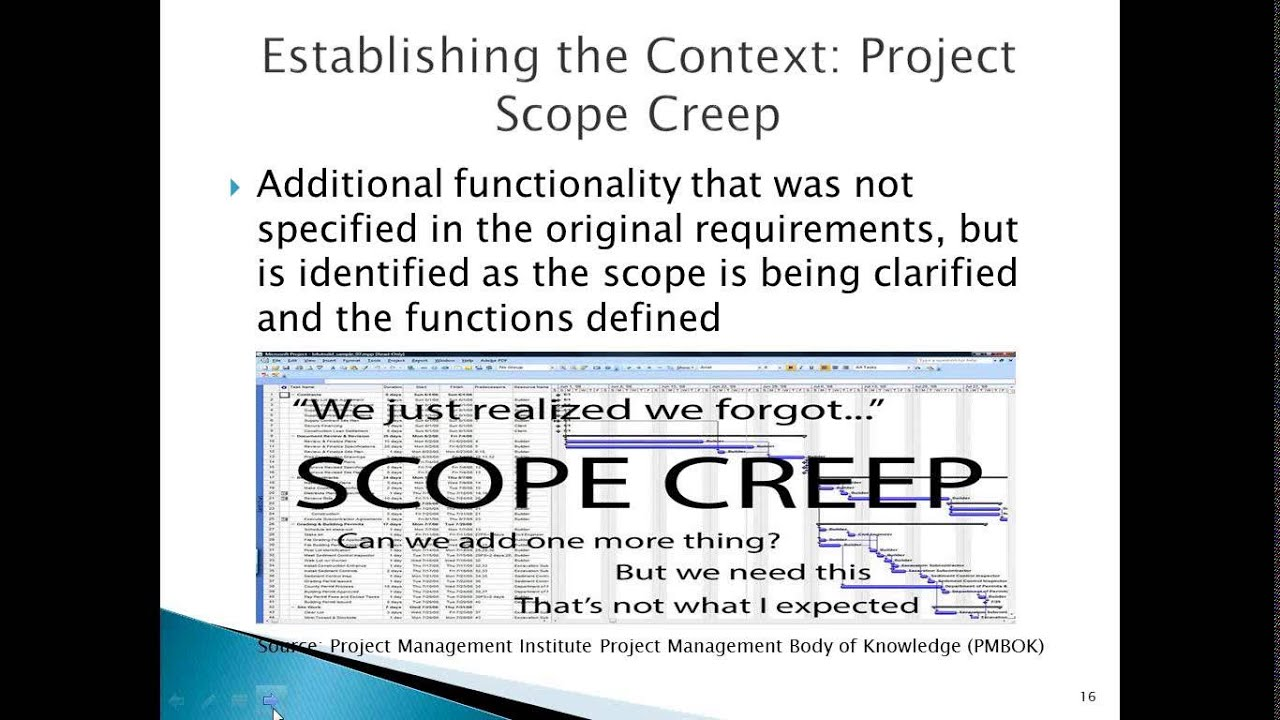 project that suffered from scope creep 6 effective ways to stop scope creep in project management, scope creep examples: the projects that have suffered from scope creep.