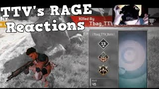 Teabagging top ranked TTV's (funny reactions)