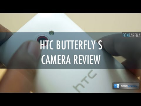 HTC Butterfly S Camera Review