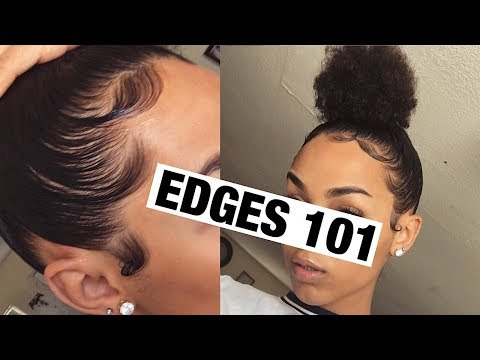 EDGES + BUN TUTORIAL