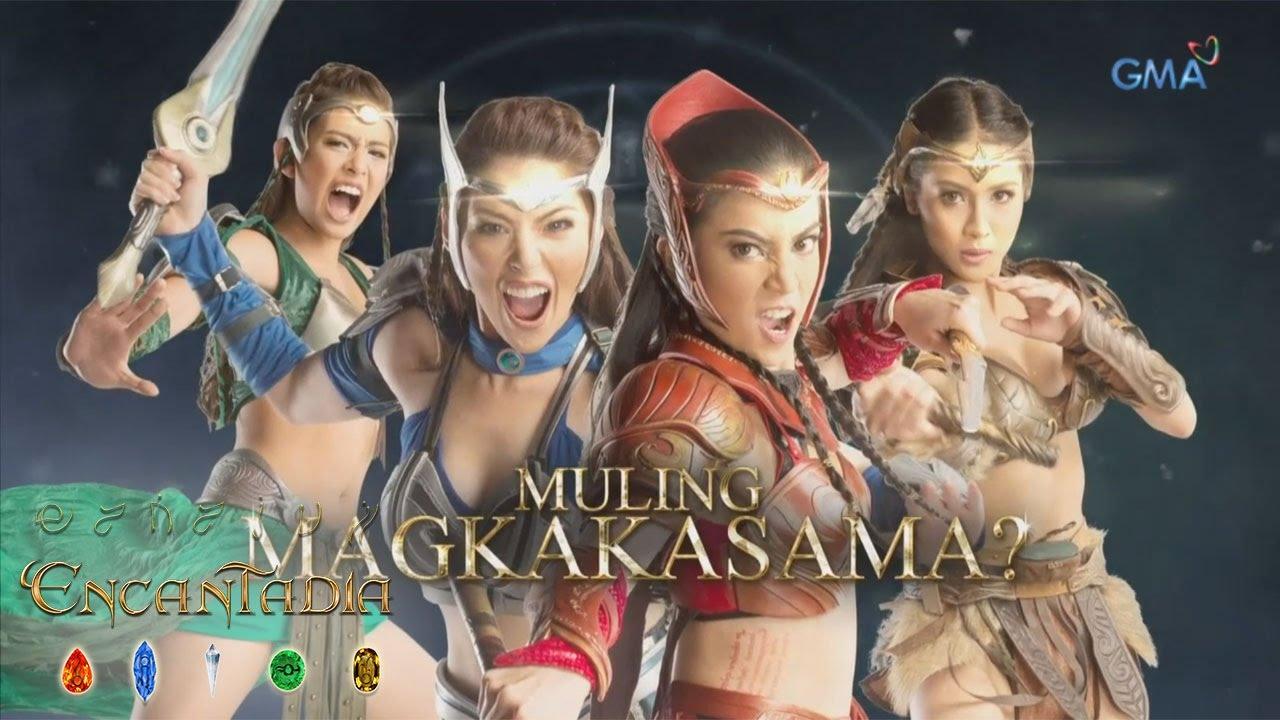 Encantadia Teaser Ep. 94: Ang pagsasanib puwersa ng mga Sang'gre