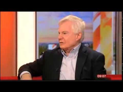 BBC Breakfast: Derek Jacobi interview