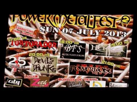 POWER METAL FEST 2