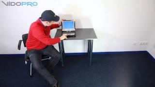 Обзор Panasonic Toughbook CF 19 защищенный ноутбук