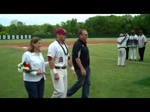 Temple Baseball 2013 Senior Day