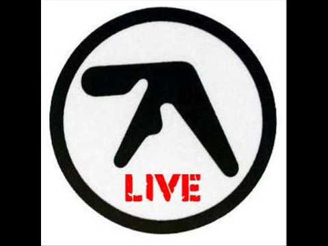 Aphex Twin - Bucephalus Bouncing Ball (Live in Norway Quarterfest)
