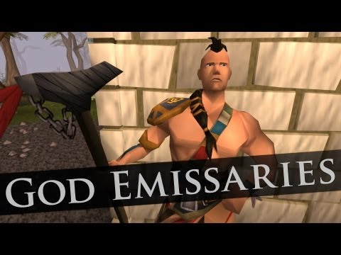 RuneScape BTS54: God Emissaries!