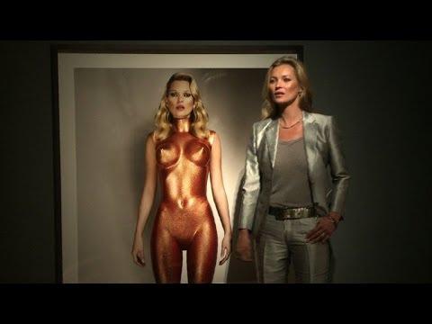 Kate Moss - mit 40 sexy wie eh und je