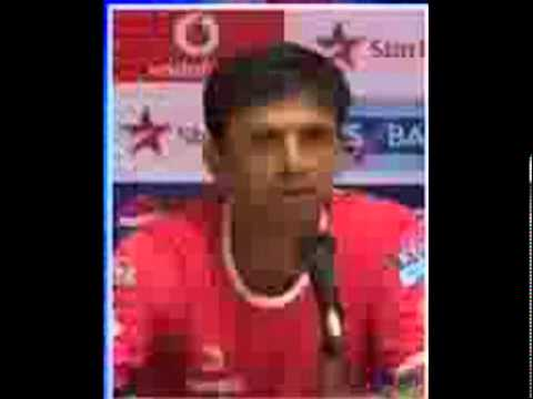 NewsX: I am shocked, stressed with players' arrest: Dravid on spot fixing