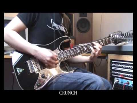 Mypollux Guitar Video 12 - Chanson Pour Mars-aile video