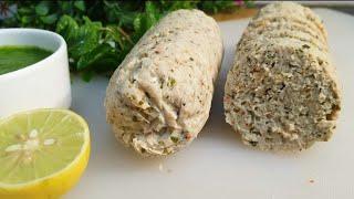 Chicken Salami Recipe ♥️   Healthy Chicken Sausage