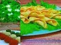 Три необычные ЗАКУСКИ к праздничному столу из плавленого сыра