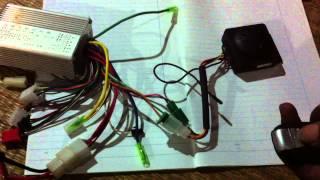 Test chống trộm cho xe đạp điện