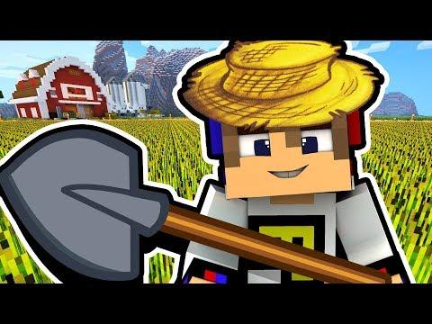 Майнкрафт Выживание ЕвгенБро Фермер Майнкрафт 2017 Minecraft #для детей #мультик игра и Дети