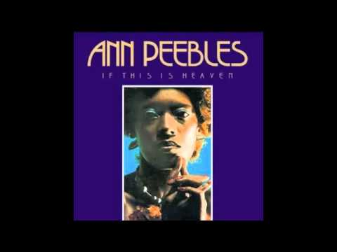 Ann Peebles Give Me Some Credit Solid Foundation