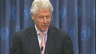 Clinton Haiti On The Cusp Of Stability And Prosperity
