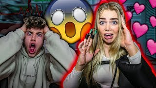 SHE ADMITS SHE'S IN LOVE WITH ME! *LIE DETECTOR TEST*