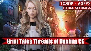 Grim Tales Threads of Destiny Collector's Edition gameplay PC HD [1080p/60fps]