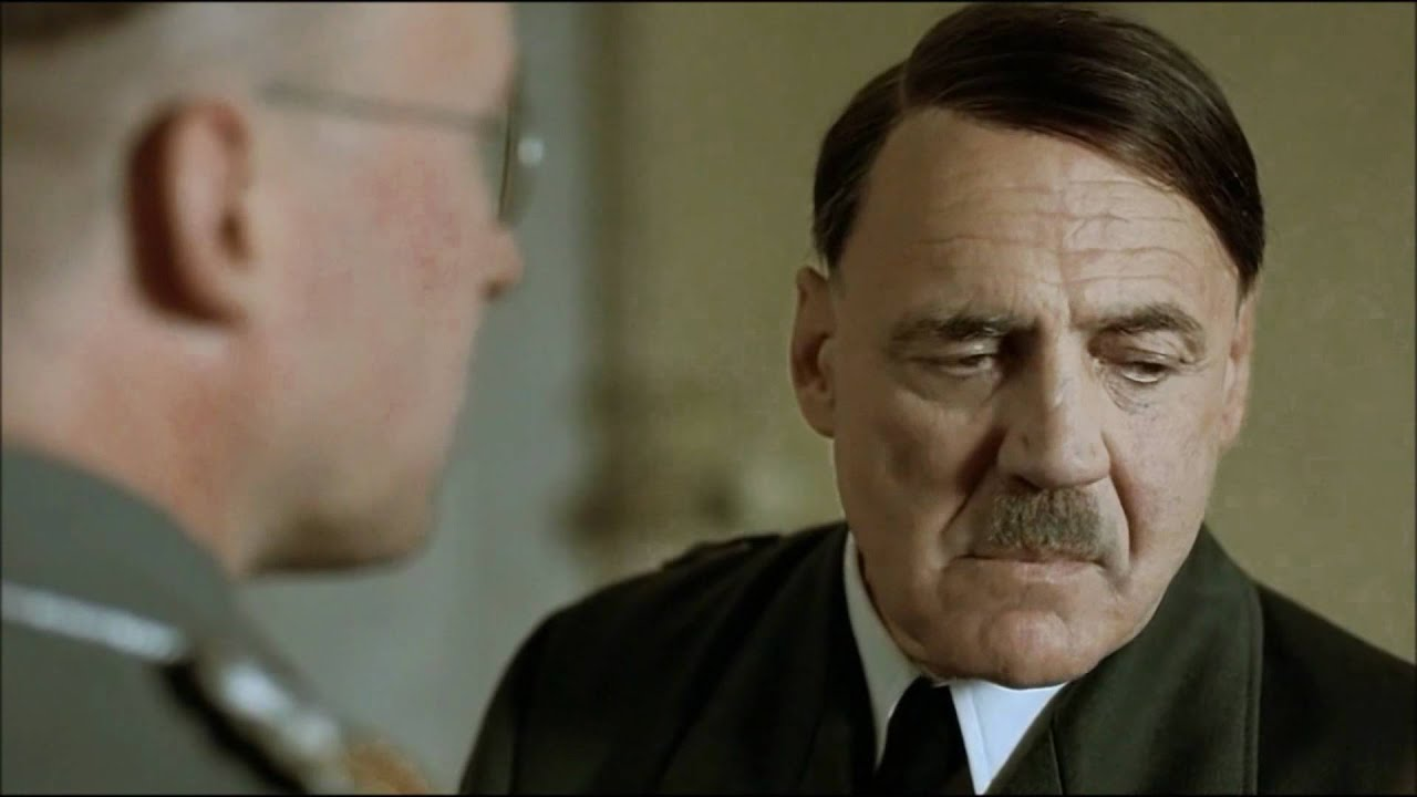 Hitler wants Himmler to do nothing