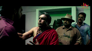 Dracula - Dracula Try To Killing Monal Gajjar In -  Malayalam 3-D Movie | Dracula [HD]