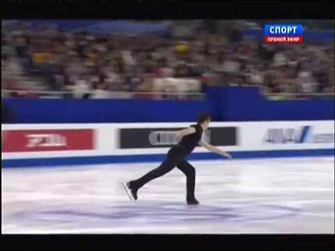 World Figure Skating Championships 2015. SP. Javier FERNANDEZ