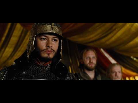 Dracula Untold: Prince Vlad meet with Prince Mehmed HD