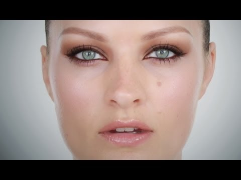 Nicole Scherzinger X-Factor Make-up Tutorial