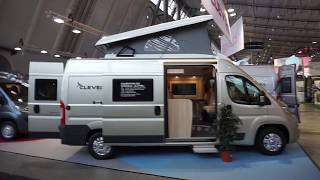 Clever Vans Celebration 600 campervan review