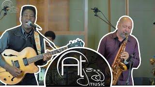 AT JAZZ Music SP #37 - Banda Kadoshi e Angelo Torres