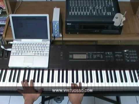 Curso de musica cristiana para piano (Maravilloso Dios)