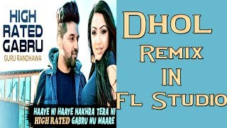 download lagu Dj Srl- High Rated Gabru Dhol Remix In Fl gratis